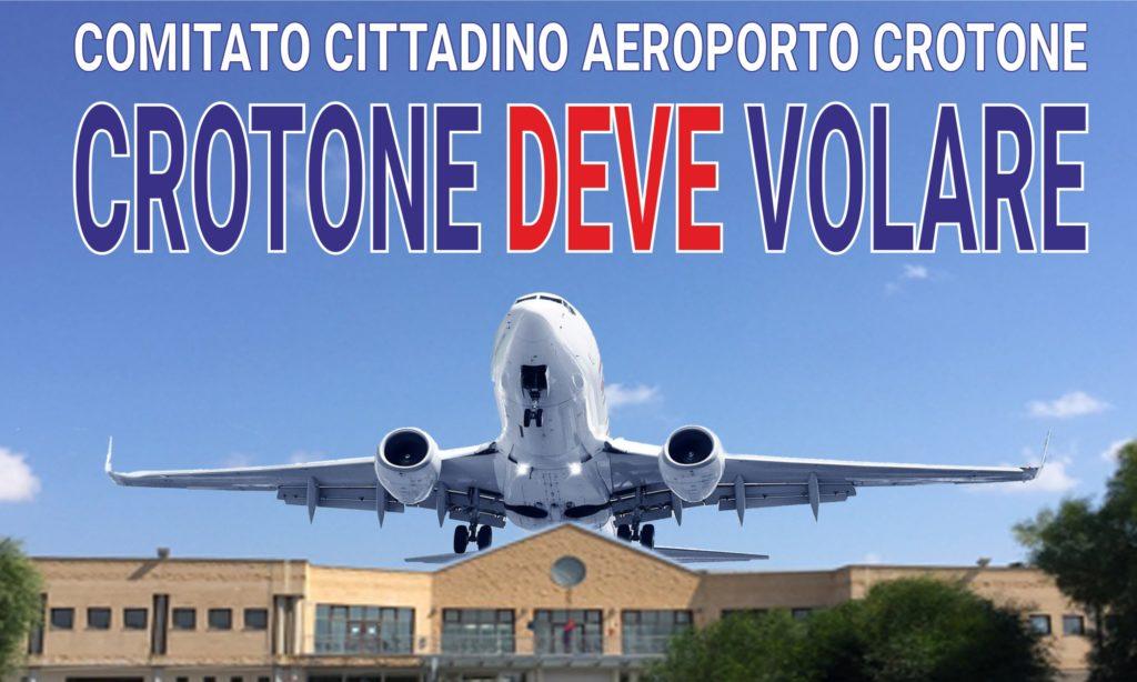 """Immagine della Petizione """"Crotone Deve Volare"""""""